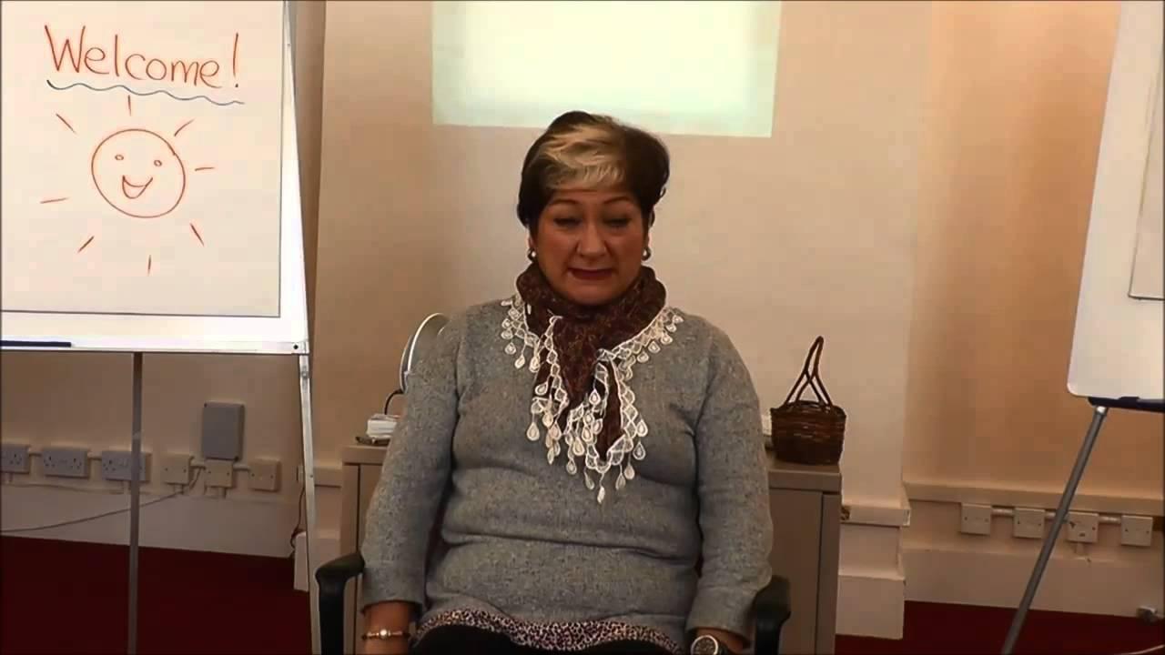 NLP Business Master Practitioner Testimonial - YouTube