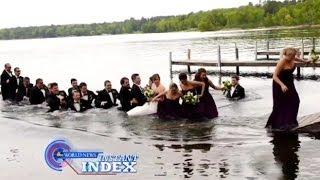 Instant Index: Wedding Party Dock Crashers