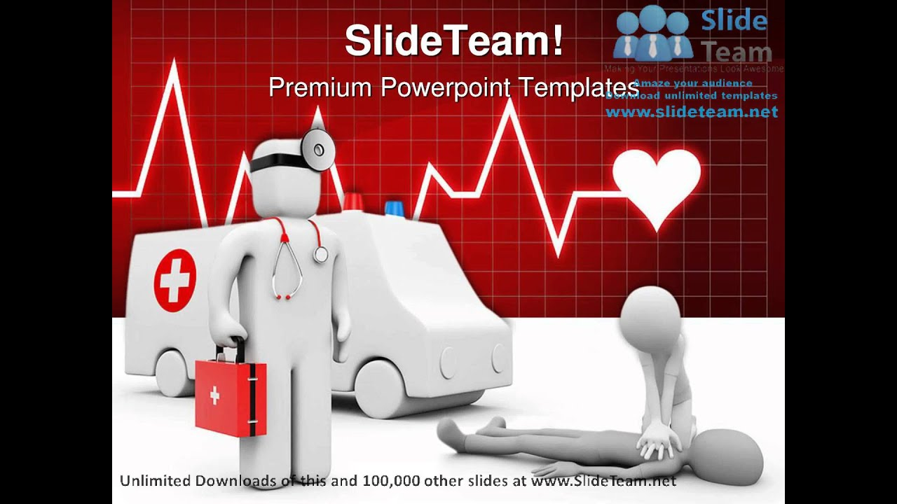 Ambulance Medical PowerPoint Templates Themes And Backgrounds ppt ...