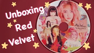 Unboxing Red Velvet 레드벨벳 Repackage Album, The ReVe Festival …