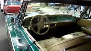 Gorgeous 1964 Chrysler New Yorker at Burger run 1/10/15