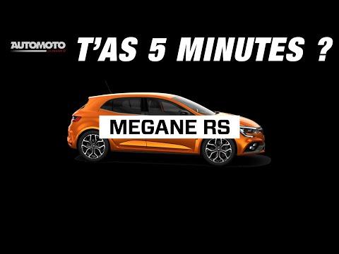L'histoire de la Mégane R.S - T5M