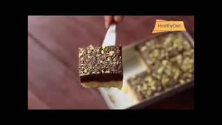Delicious Double Decker Kalakand Recipe |HealthyDiet #Jayaluk