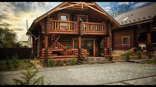 відпочинок в закарпатті з сім'єю замовити дерев'яні котеджі недорого(Свалявський район, с. Голубине. Пропонуємо відпочинок та оздоровлення у садибі