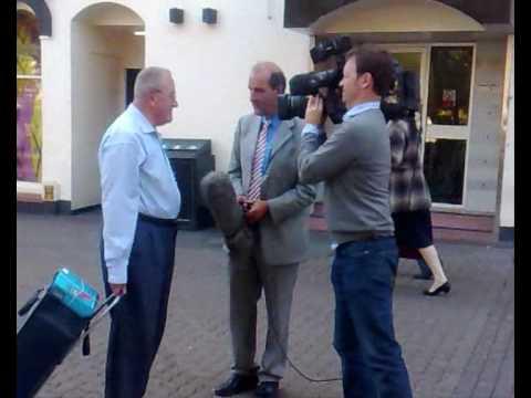 sky news cameraman