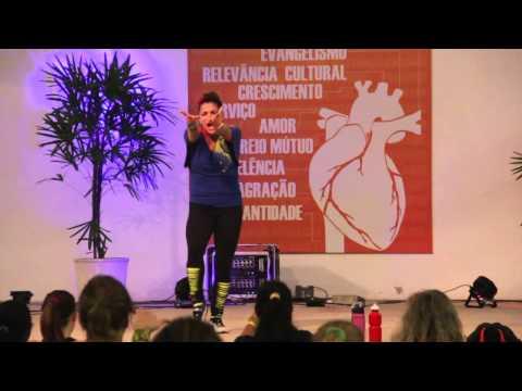 Zumba com Cintia Levy - Una Rosa es una Rosa (Flamenco)
