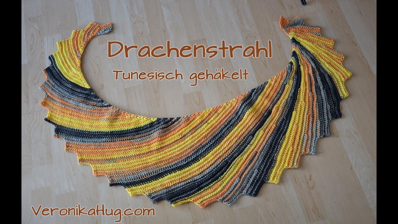 Tunisian Crochet Shawl Erieairfair