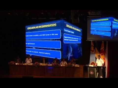 Establishing a Maritime Domain Awareness Centre in Sri Lanka part 2