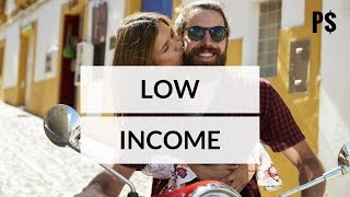 Tips for surviving on a low income - Professor Savings