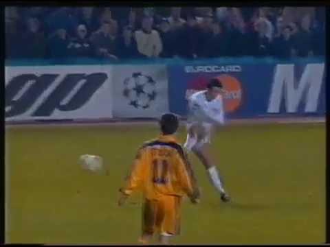 Leeds United 2 Anderlecht 1 Champions League (13th Feb 2001)