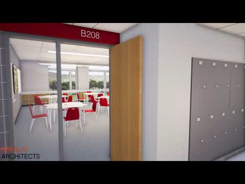 Sandy Run Middle School Virtual Walkthroughs (CLASSROOM)