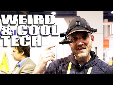 Weird / Cool Tech from CES 2018
