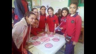 مسابقة أجمل فصل وتعاون البنات في تزيين الفصل