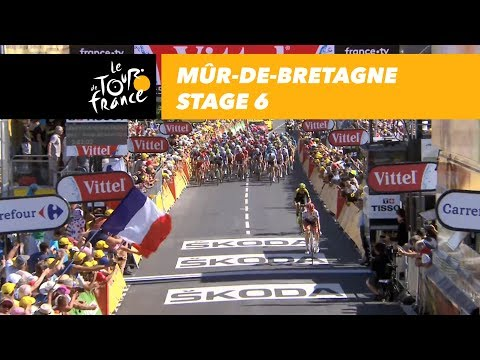 Mûr-de-Bretagne - Stage 6 - Tour de France 2018
