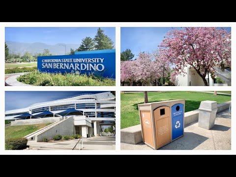 - California State University San Bernardino