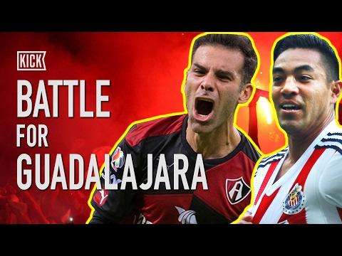 The Oldest Derby in Liga MX