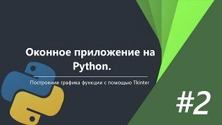 Оконное приложение на Python c Tkinter  | #2