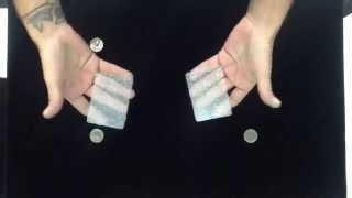 Coole munttruc - Mike Walther Bubble Matrix by Ger Copper at Dynamite Magic Shop.com