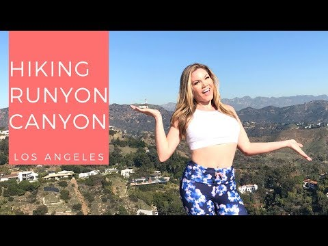 Follow Me Around: Hiking Runyon Canyon in L.A.