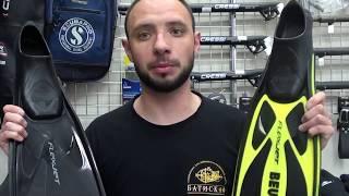 видео Калоши резиновые  BS Diver с открытой пяткой  XL
