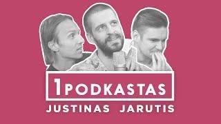 1K PODKASTAS: JUSTINAS JARUTIS (FREAKS ON FLOOR)
