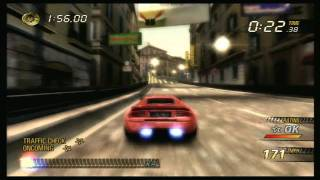 Classic Game Room HD - BURNOUT REVENGE for Xbox 360 review