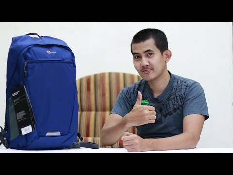 camera bag Review : Lowepro Photo Hatchback BP 250 AW II Midnight Blue/Grey