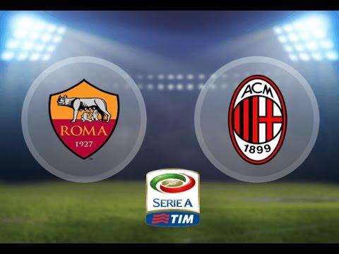 Informasi Pertandingan : AS Roma vs AC Milan, Senin, 26 Febuari 2018