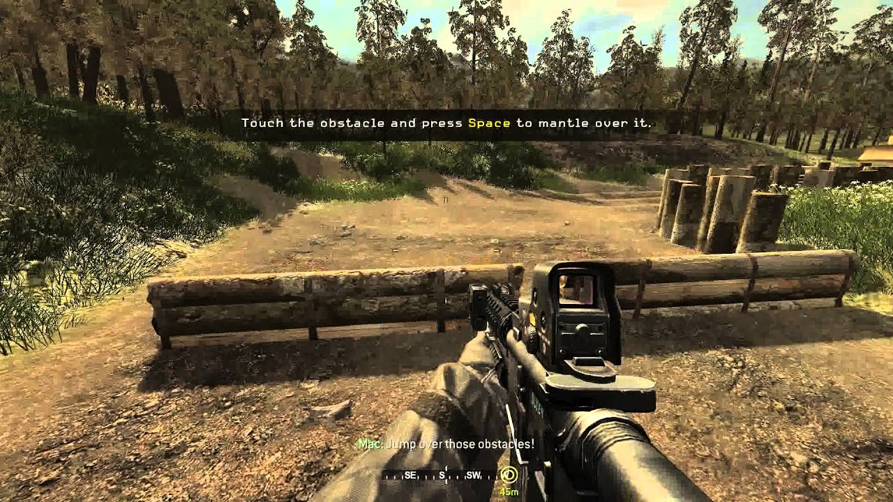 Call Of Duty 4 Modern Warfare Windows The Cutting Room Floor