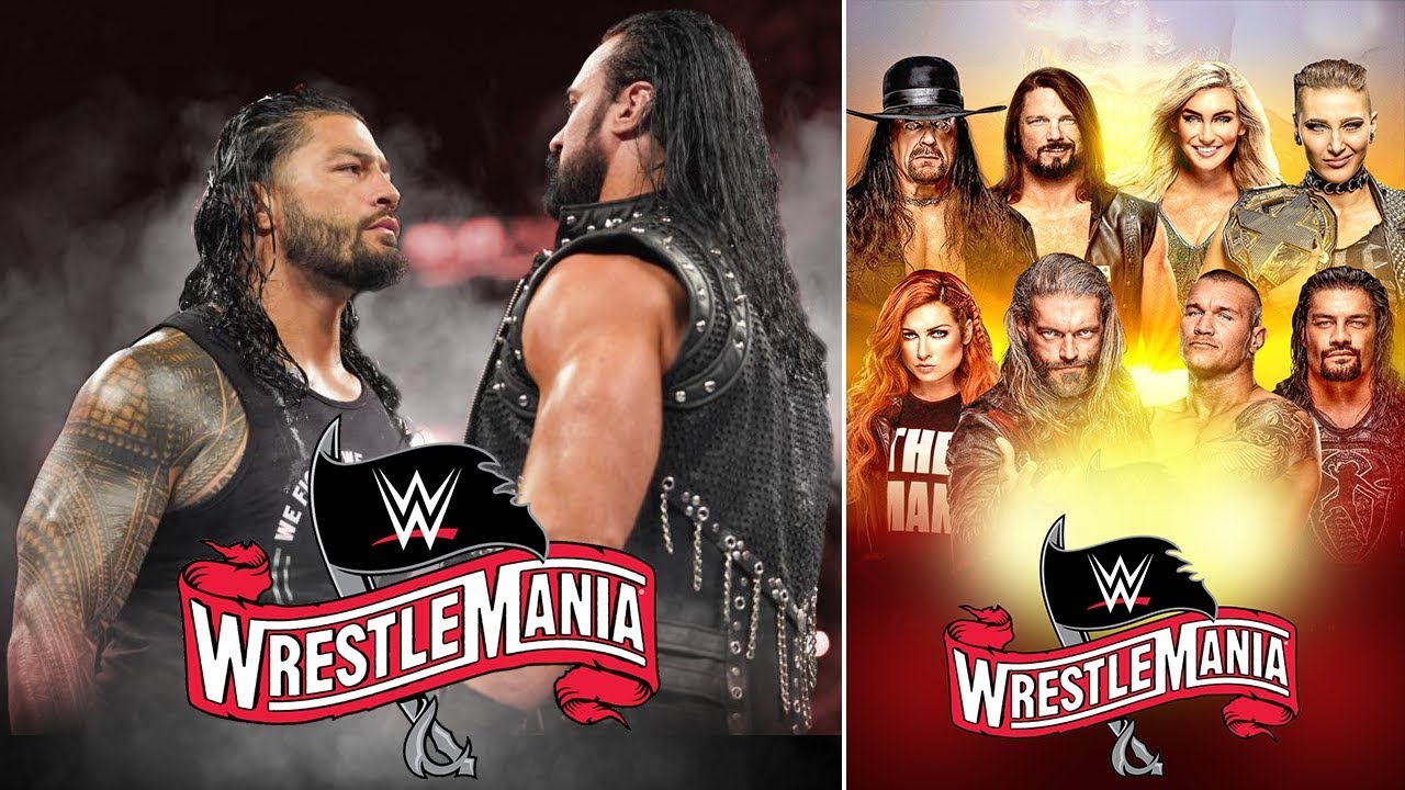 WWE WrestleMania 36 Day 2: How to watch, match card, start times ...