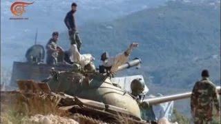 الجيش السوري يقترب من جسر الشغور    21-4-2016