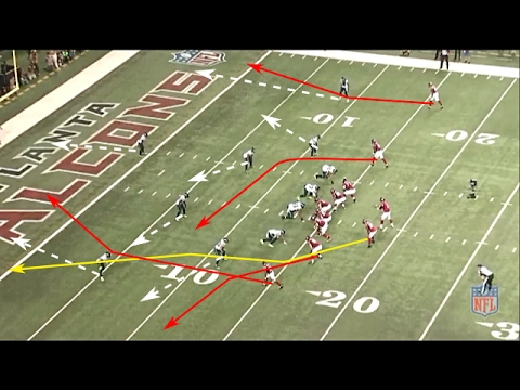 Kyle Shanahan and Matt Ryan's 99 yd drive vs Seahawks (NFL Breakdowns Ep 43)