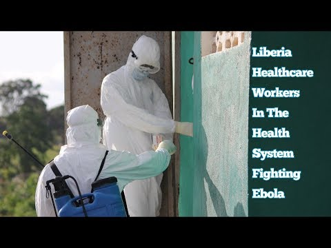 05 - Full video: Liberia Healthcare Workers in the Health System Fighting Ebola. (18:43)