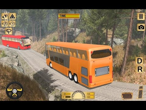 Tourist Bus Off Road Drive Sim - Bus Simulation - Videos Games for Kids Android