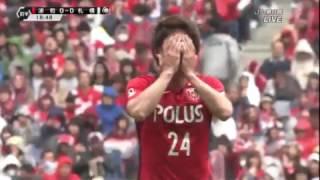 【前半ハイライト】浦和レッズ 2×1 コンサドーレ札幌 2017年4月22日