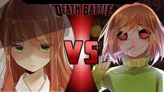 Chara vs Monika