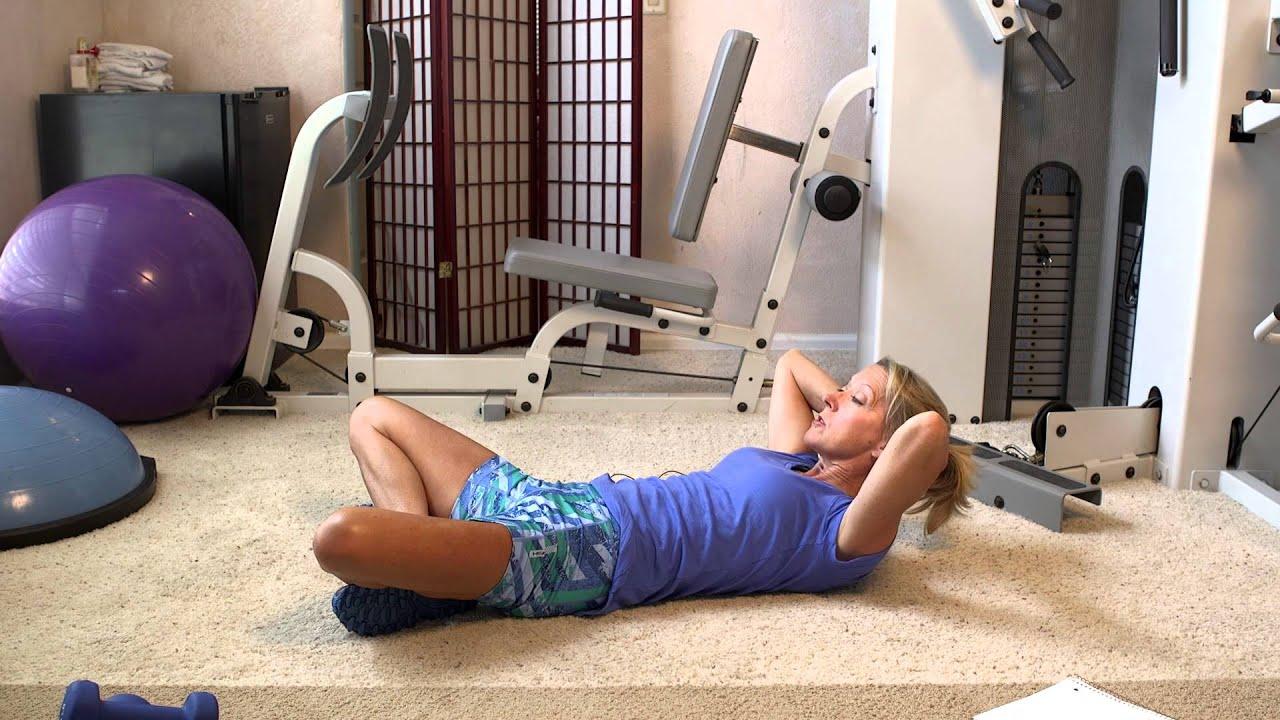 abdominal workout video - 1280×720