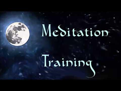 Meditation Training  The Basics