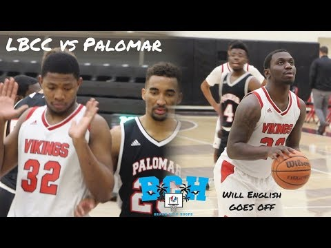 Will English GOES OFF for 25 in First Round vs Palomar!! | Full Game Recap
