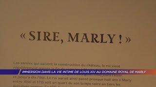 Yvelines | Immersion dans la vie intime de Louis XIV au Domaine Royal de Marly