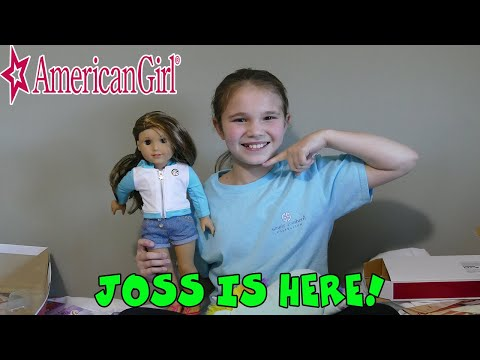 American Doll Girl Of The Year 2020 Is Here. Meet Joss!
