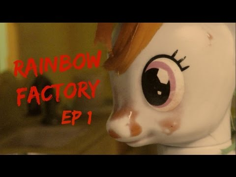 MLP Rainbow Factory  EP 1 New Job, New Life?
