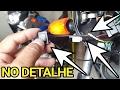 Como Instalar super led com botao corta farol no detalhe-Jeferson 108