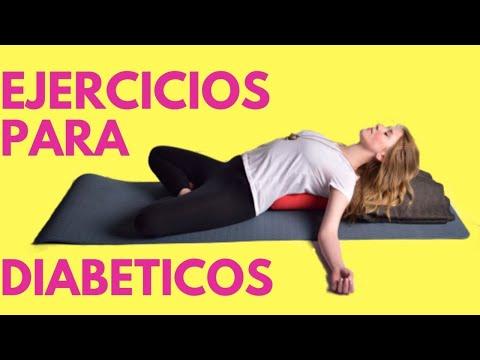 EJERCICIOS PARA DIABETICOS TIPO 2 -EJERCICIOS RECOMENDADO