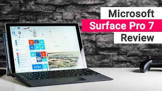 Microsoft Surface Pro 7 Review: Watch Before You Buy