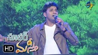 Yeduta Nilichindi Choodu Song   Karthik Performance   Super Masti   Bhimavaram   19th March 2017