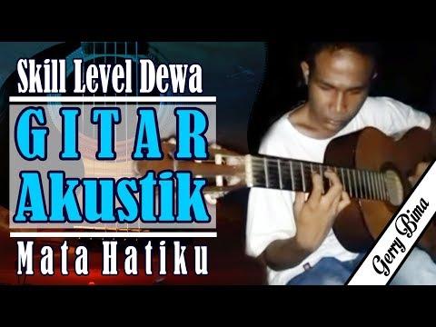 Mata Hatiku (Cover) Dangdut Akustik By Edy Gitaris Tunanetra