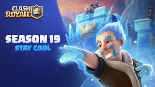 Clash Royale: ❄️ STAY COOL ❄️ (New Season!)