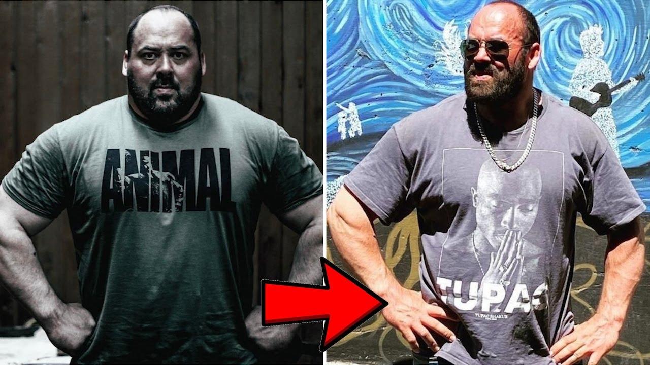 Маланичев. О завершении карьеры и -40 кг веса / Коулмен. Жим 100 кг на 88 раз