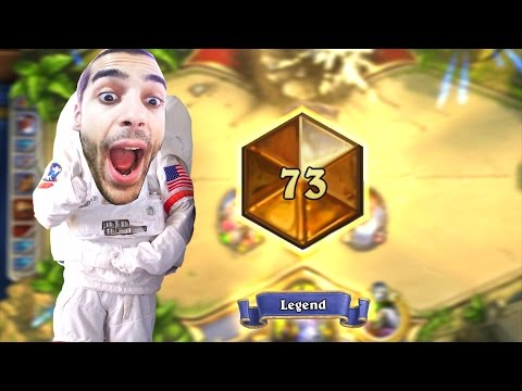 WE DID IT REDDIT! LEGEND! (Top 100 EU Hearthstone At The Moment)